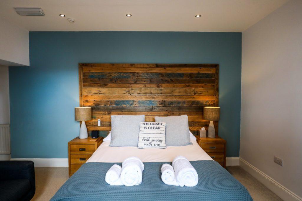 Luxury suite - Room 8 bed