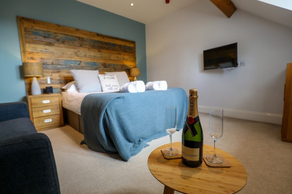 Luxury suite - Room 8 pano