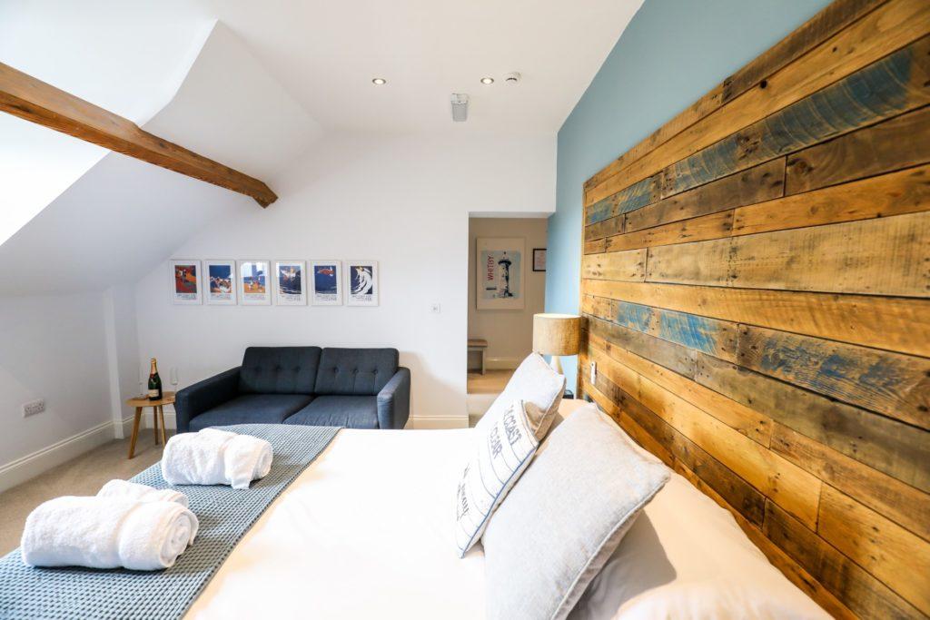 Luxury suite - Room 8 print